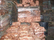 COPPER SCRAP MILLBERRY FOR SALE..2
